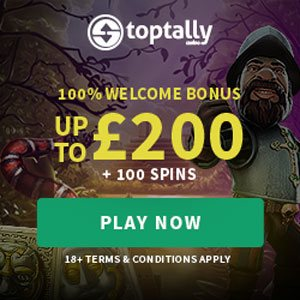 TopTally Mobile Bonus